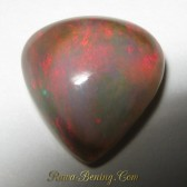 Pear Rainbow Opal 3.10 carat