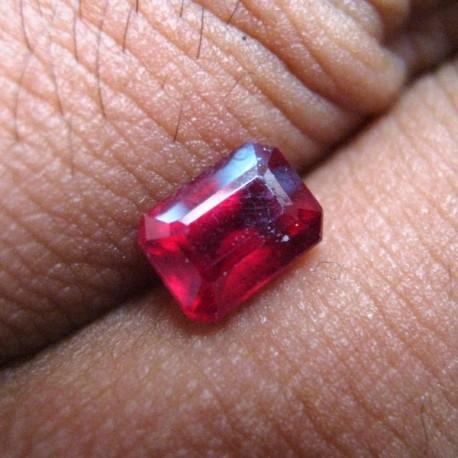 Batu Ruby Rectangular 1.46 carat