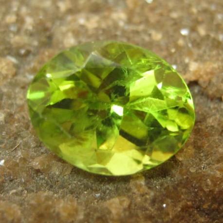 Promo Batu Permata Natural Peridot 2.05 carat