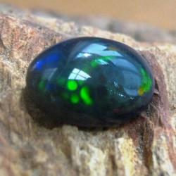 Black Opal Sisik Naga 2.27 Carat