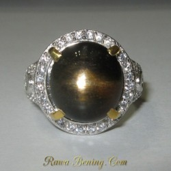 Woman Sunstone Silver 6.5 US