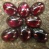 8 Pcs Rhodolite Garnet 7.50 carat