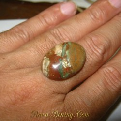 Batu Cincin Pancawarna Tentara Gurun 18.84 carat
