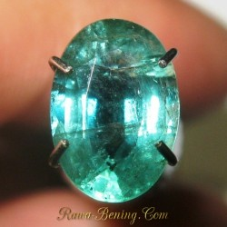 Top Fire Green Emerald 1.17 carat