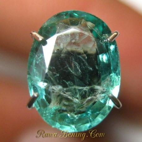 Natural Zamrud Oval 1.41 carat