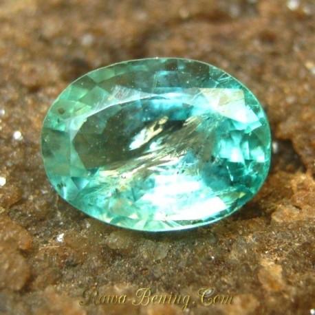 Batu Mulia Natural Emerald Exclusive Green 1.10 carat