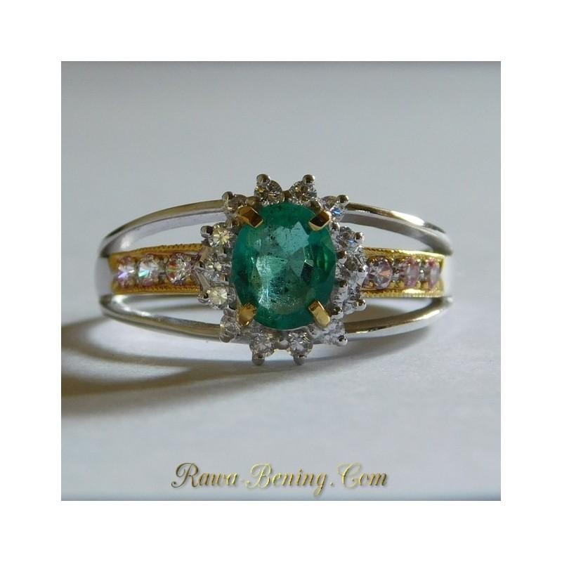 cincin zamrud wanita