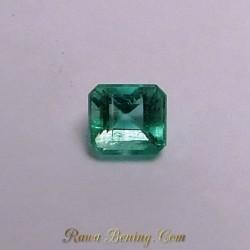 Batu Zamrud Fine Natural Emerald 0.68 Carat