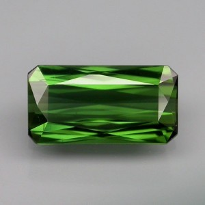 Unheated Neon Green Tourmaline 1.26cts