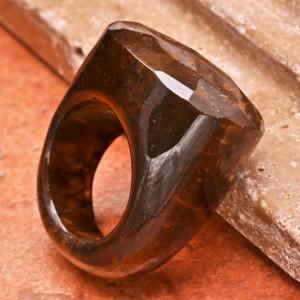 Full Tiger Eye Ring