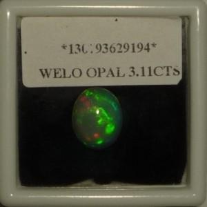Welo Opal 3.11 Carats ~ Batu Opal Kalimaya origin Welo Ethiopia