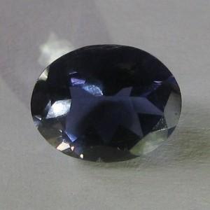Natural Violetish Blue Iolite 1.79 cts