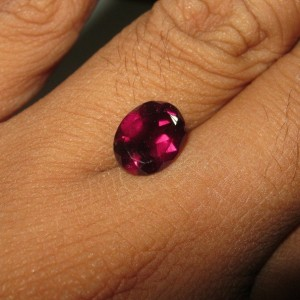 Change Color Garnet 3.13 carat