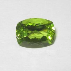 Batu Mulia Natural Peridot 1.66 carats Berkualitas!