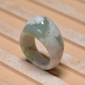 Cincin Full Peace Jade Size 6.75