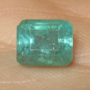 Natural Colombia Emerald 1.36 cts