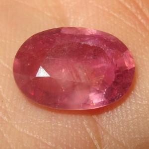 Batu Ruby Oval 4.2 carat
