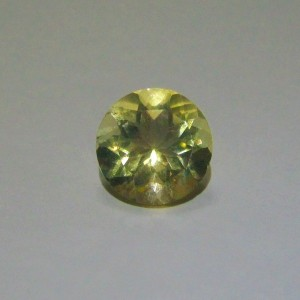 Natural Light Yellow Citrine 4.48 carat