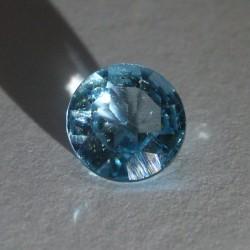 Round Blue Topaz 1.49 carat