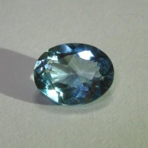 Blue Topaz Oval 2.67 carat