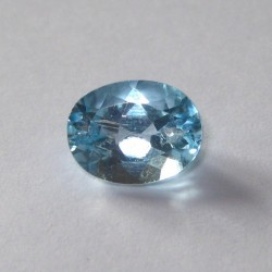 Blue Topaz Oval 2.66 carat