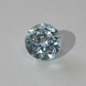 Batu Blue Topaz 1.66 carat Good Quality!