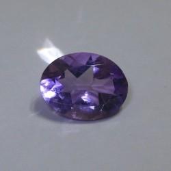 Purple Amethyst Oval 1.30 cts