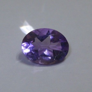 Purple Amethyst Oval 1.30 cts