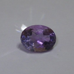 Purple Amethyst Oval 1.4 cts