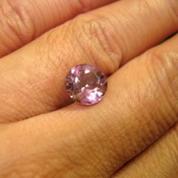 Natural Round Amethyst 2.7cts