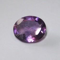 Oval Purple Amethsyt 3.10 cts