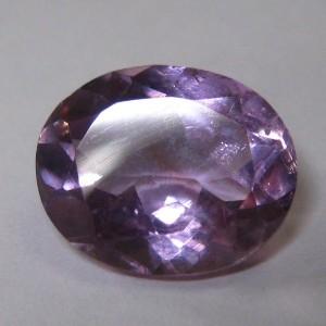 Purplish Pink Amethyst 2.45 cts