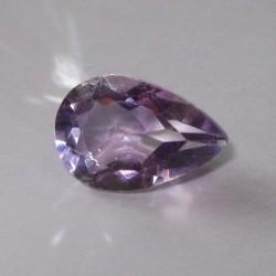 Pear Shape Light Purple Amethyst 3.20 cts