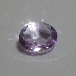 Light Purple Amethyst Oval 2.50 carat