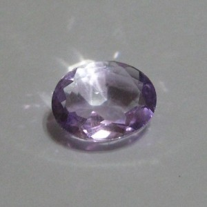 Light Purple Amethyst Oval 2.50 carat Harga Best Offer!