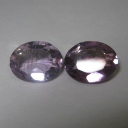 Batu Couple Amethyst Oval 3.2 cts