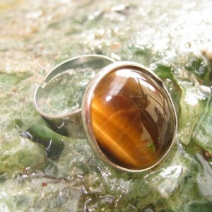 Cincin Tiger Eye Fleet