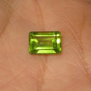 Top Fire Peridot 1.47 carat
