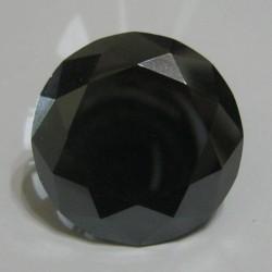Black Moissanite 40 carat