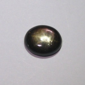 Natural Star Sapphier Black 11.33 cts