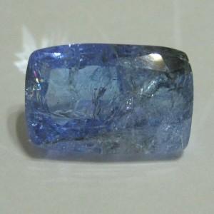 Safir Biru Antik Alami 8.60cts sangat Indah dan Cantik