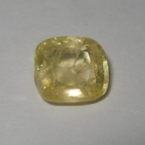 Natural Yellow Saphire 1.88 carat