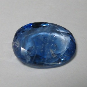 Natural Blue Sapphire 2.67cts bening berkerlip
