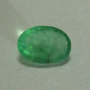Batu Zamrud Natural 0.79 carats