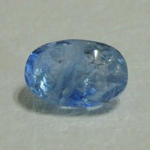 Natural Blue Sapphire 3.19 cts Blue Lagoon!