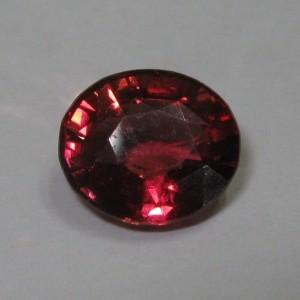 Rhodolite Garnet 2.10cts Oval khas Permata Mewah