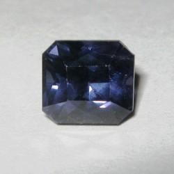 Violetish Blue Spinel 3.13 cts