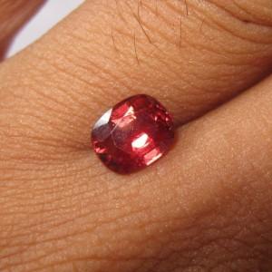 Natural Rhodolite Garnet 2.05cts