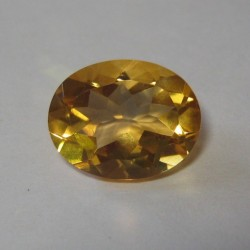 Natural Citrine Oval 2.34 cts