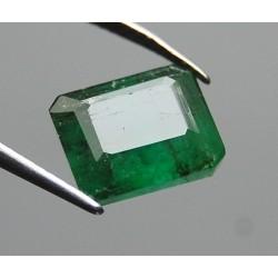 Batu Zamrud Alami 3.98 carat